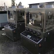 濟南二手進口全自動高速旋轉壓片機出售