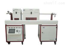 雙溫區滑軌式CVD系統(含預熱器)