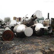 化肥廠轉讓28000升28噸二手四效降膜蒸發器