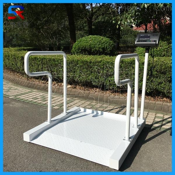 移动式透析电子秤和平台式电子轮椅秤