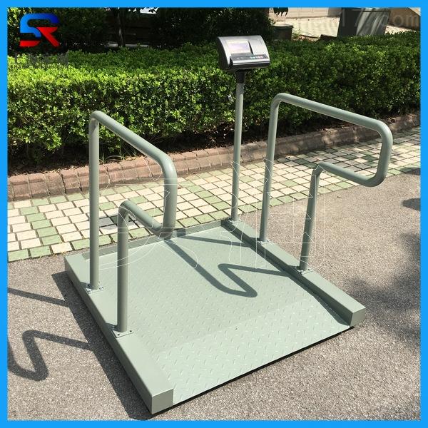 钦州医院透析称轮椅300公斤电子磅称