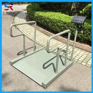 亳州市人民医院用透析电子秤,透析轮椅秤