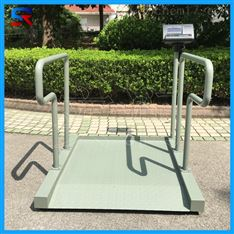 稱300公斤重的電子輪椅秤,透析秤