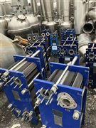 長期轉讓各種型號 二手螺旋板式換熱器