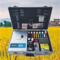 多功能土壤肥料养分速测仪