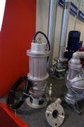 316L不銹鋼提升污水污泥潛水排污泵