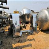厂家回收二手搪瓷双锥干燥机