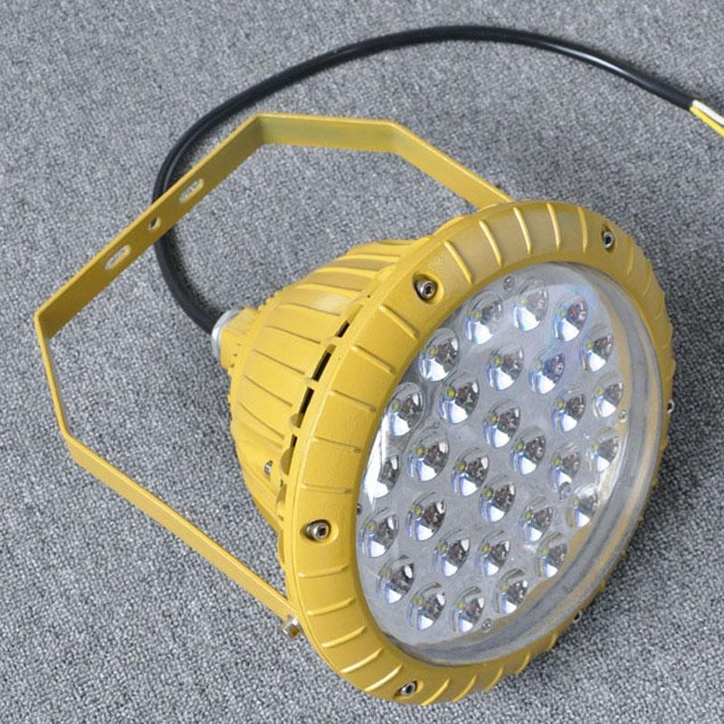 LED固态照明强光吊杆灯 防爆防腐带合格证