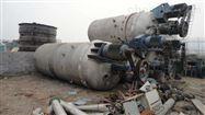 大量回收30吨不锈钢生物发酵罐