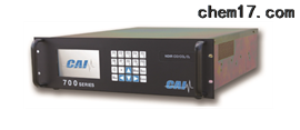 700NDIR美国CAI多功能在线气体分析仪