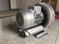 3kw双叶轮耐高温高压鼓风机