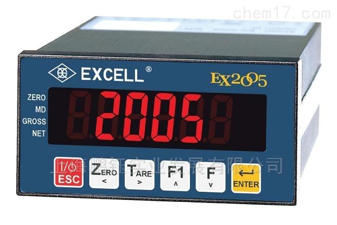 英展EX2005MODBUS协议BCD并列输出显示器