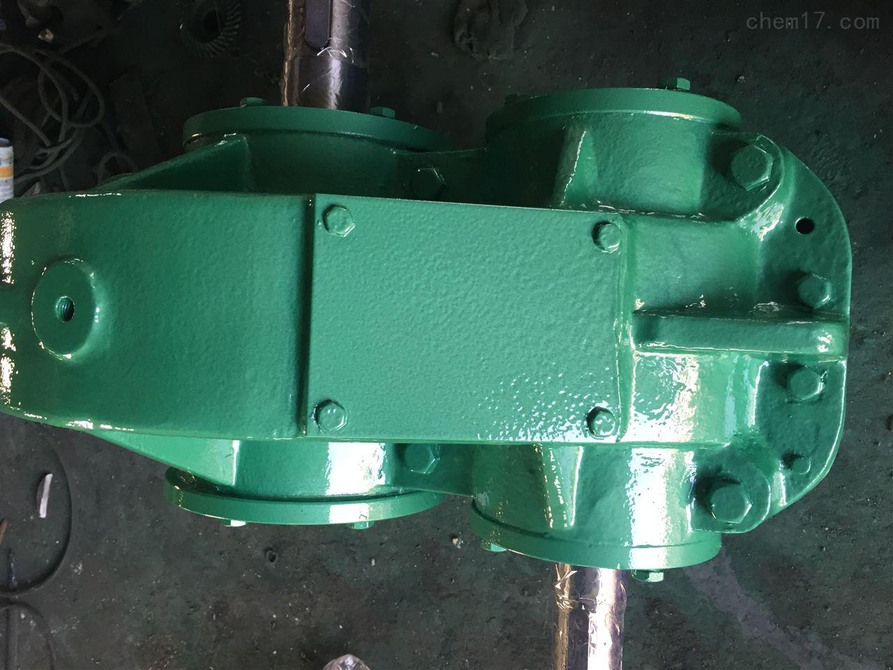 圆柱齿轮:ZD60-3.55-1减速机