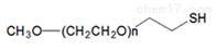 修饰蛋白质mPEG-SH MW:2000甲氧基聚乙二醇巯基