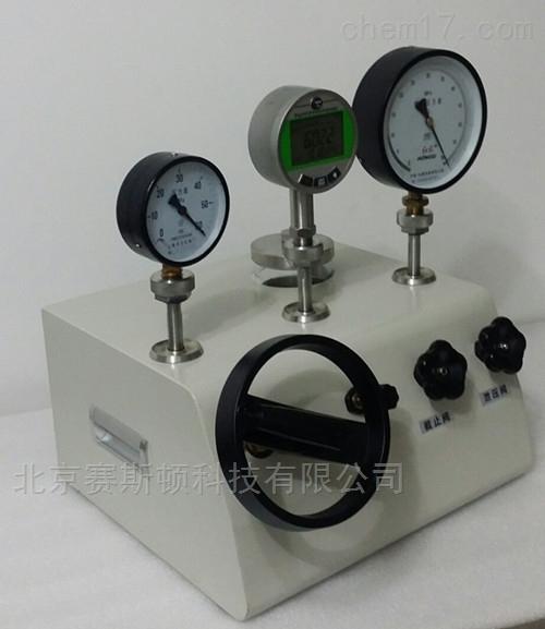 SD268压力表校验台
