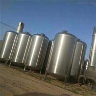 回收二手制氮机回收二手不锈钢配料罐收购二手搪瓷反应釜