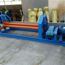 1.3米长手动铁皮滚圆机网络销售厂家