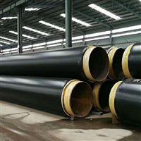 DN800預制保溫管及管件施工管網設計
