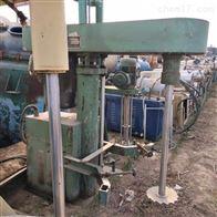 1-100KW二手平盘锯齿式分散机型号多杭州销售