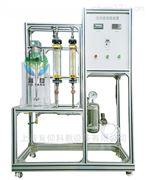 鼓泡反应器中气泡表面积及气含量实验装置