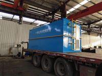 地埋式WSZ-4一体化污水处理设备