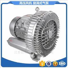 雙葉輪高壓氣泵