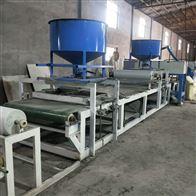 河北厂家直销A级防火岩棉复合板设备