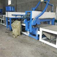 供应一体板生产流水线岩棉复合板机