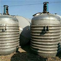 1-20吨二手304不锈钢内盘管反应釜