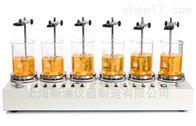 HJ-2/-4/-6多頭磁力加熱攪拌器
