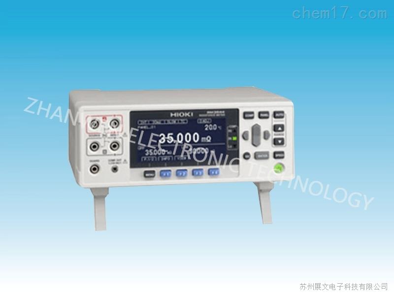 日本日置HIOKI微电阻计RM3544