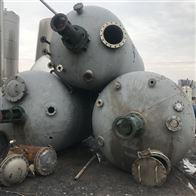 10立方二手不锈钢反应釜现货出售