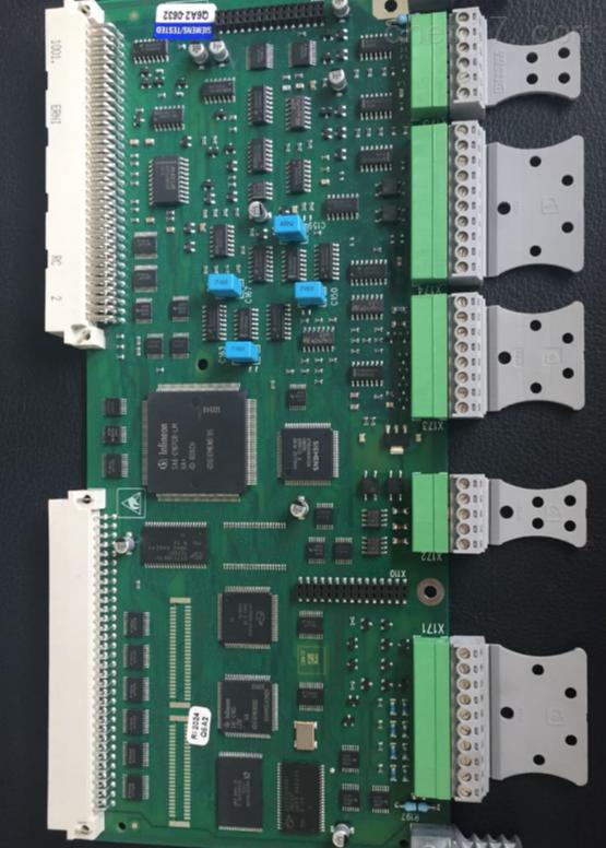 西门子CUD1控制板-主板-直流调速器维修