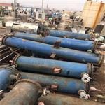 长期回收二手石墨管冷凝器