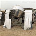 二手2000L不锈钢双锥干燥机回收