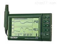 現貨美國艾斯科EXTECH圖顯溫濕度記錄儀
