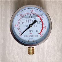 YN-60/YN-100/YN-150耐震压力表