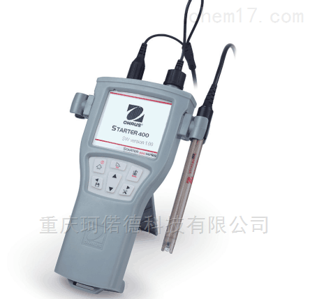 ST400 便攜式pH計