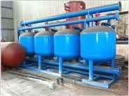 定制6罐淺層砂過濾器性能