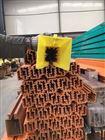 4极210A多极滑触线HXTS-4-70/210A多极管式铜排滑触线特殊规格