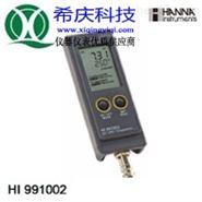 上海HI991002便攜式ph檢測儀