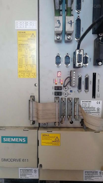 西门子CCU控制器循环显示106修复率极高