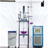 YSF標準型變頻調速雙層玻璃反應釜