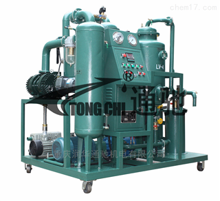 DLA-20双级真空滤油机