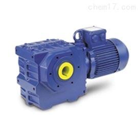 BS系列德国BAUER 蜗杆齿轮电机