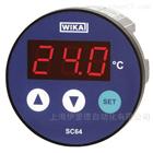 WIKA威卡带数显仪的温度控制器德国