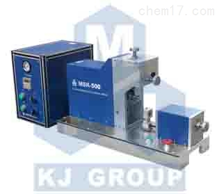 MSK-500圆柱电池滚槽机