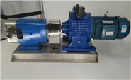 轉子泵/凸輪泵/羅茨泵/膠體泵/高濃漿泵