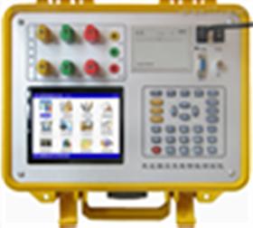 PJKFZ-25寸彩屏變壓器空負載測試儀 普景電氣