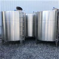 转让优质二手5方10方15方饮料不锈钢储罐